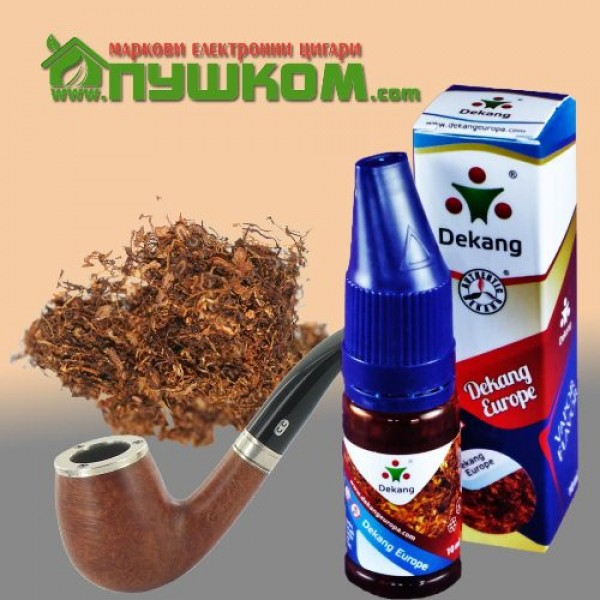 DEKANG EU Flue Cured Tobacco PG 6 мг