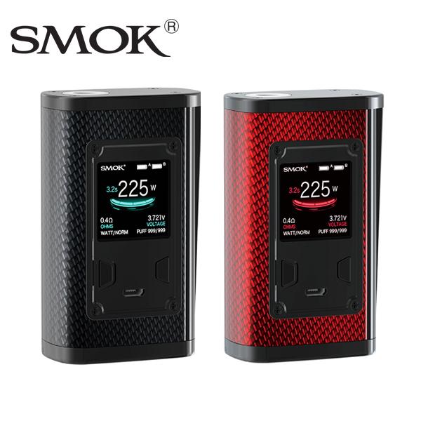 SMOK Majesty 225W Carbon Fiber Edition вейп мод