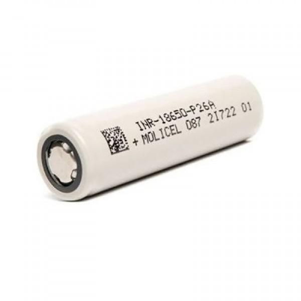 Батерия Molicel INR 18650 P26A 35A 2600mAh