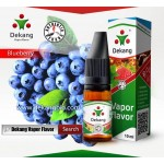 SILVER - Боровинка VG 18 мг
