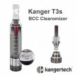 TOCC Изпарителна част за Kanger T3/MT3/T3s/MT3s